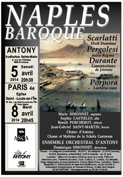 <EM>NAPLES BAROQUE</EM>